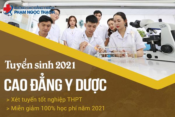 tuyển sinh cao đẳng dược hà nội 2021