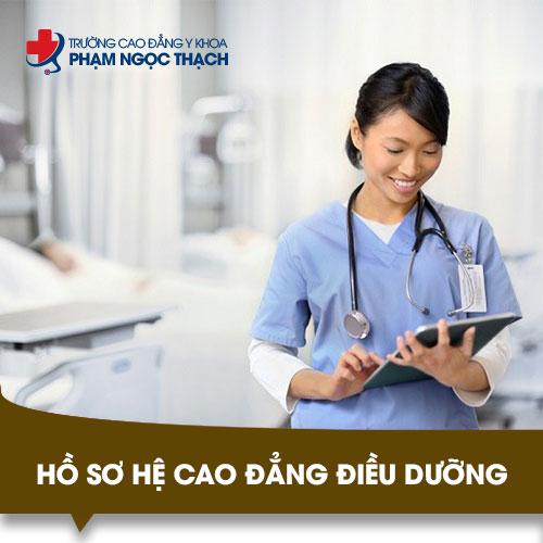 Hồ sơ xét tuyển Cao đẳng Điều dưỡng Đà Nẵng năm 2019
