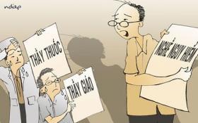 Nhìn nhận đánh giá nghề nào là nghề nguy hiểm nhất hiện nay tại Việt Nam?